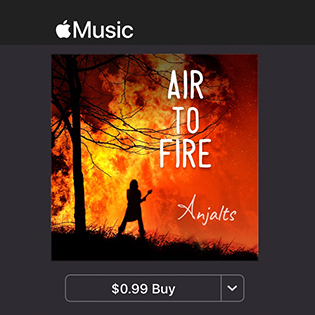 """Buy """"Air to Fire"""""""