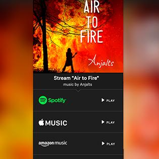 "Stream ""Air to Fire"""